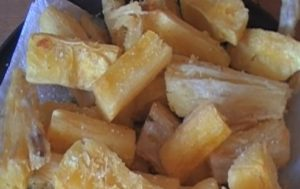 how to cook Deep Fried Cassava and kenyan recipe