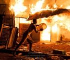 Kijiji area of Langata fire tragedy