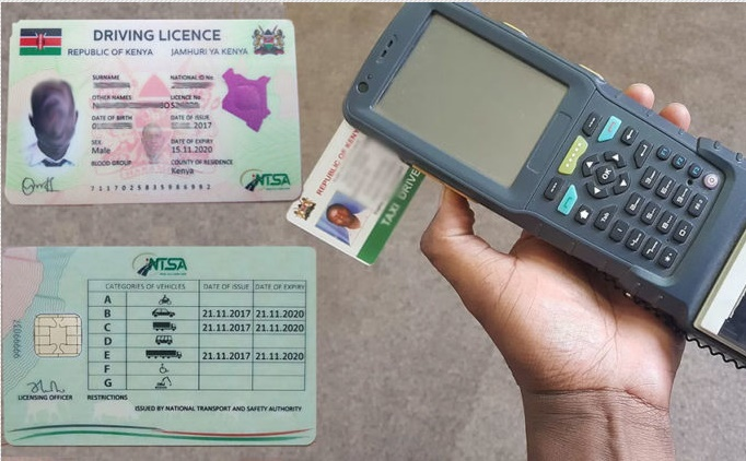 Roll Out of NTSA Smart Driving Licences to Commence in March