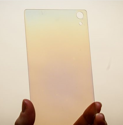 Miraj Diamond Glass, manufactured by Akhan Semiconductor,