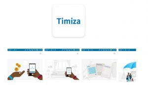 How to apply for Timiza app unsecured loan in Keny