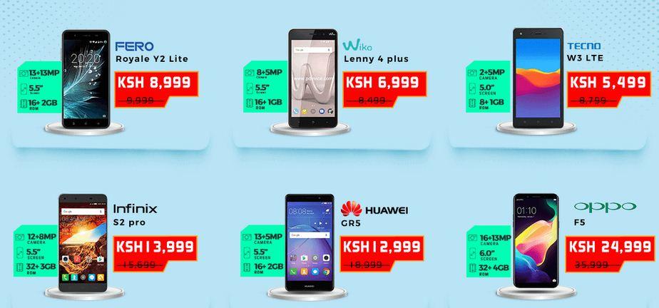 2018 Jumia Kenya Mobile Week: Best Smartphone Deals and Offers  Kenyayote