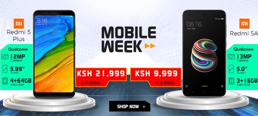 Best Jumia Kenya mobile week smartphone deals of 2018 ...