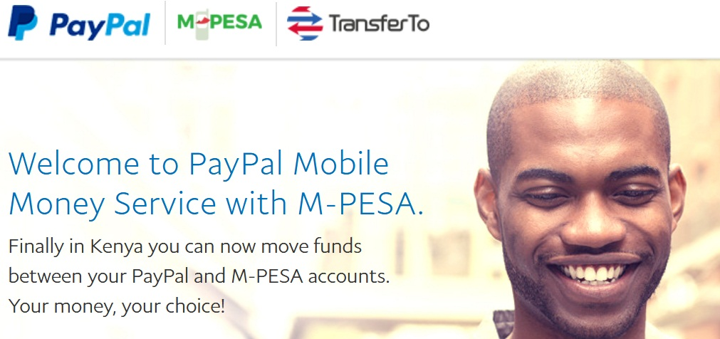 How transfer money from safaricom mpesa paybill to PayPa