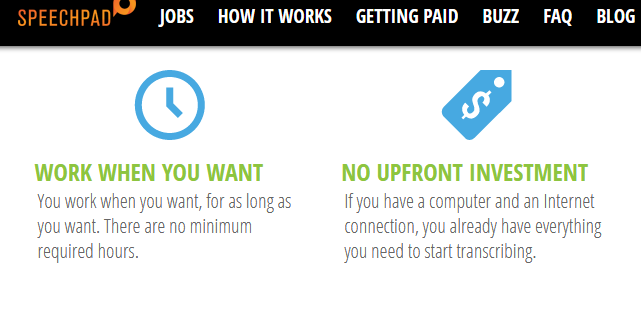 transcription jobs websites in Kenya for making money onine