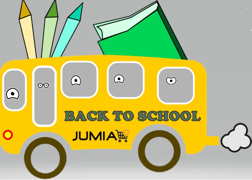 Grab the Jumia Back to School 2018 Deals and Offers by participating in Competitions and Promotions for high school, university