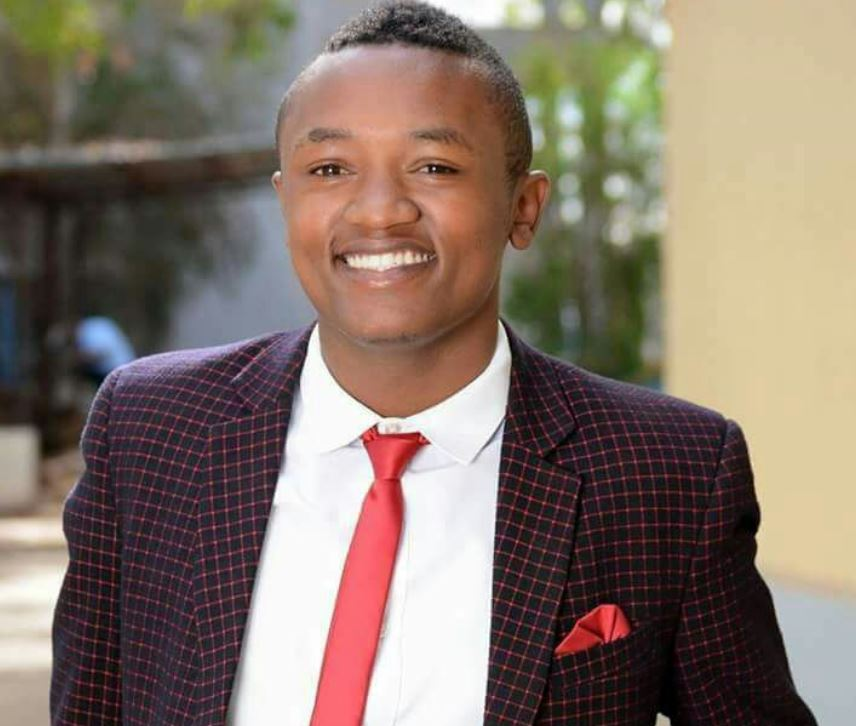 Kevin Theuri-Mount Kenya University  student Association (Chair) Outstanding Student