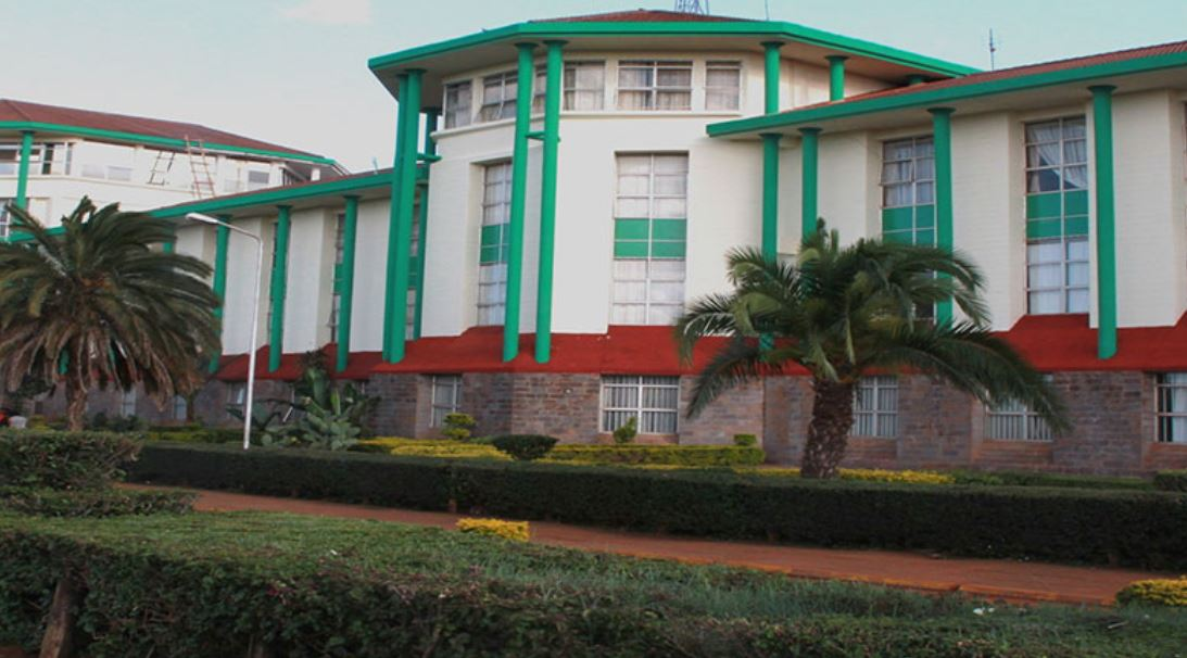 Moi University reporting, opening dates for first years 2018 to 2019 academic year admission, administration building