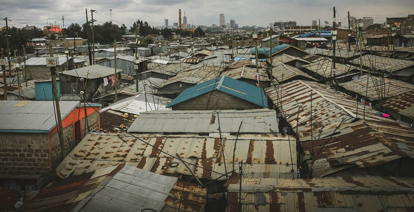 shooting your video in hardship area of Kibera slum in Nairobi