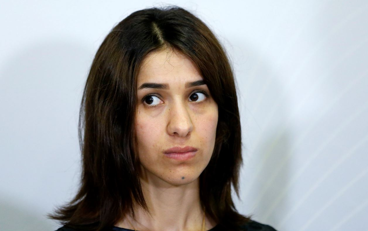 2018 Noberl Peace Price Winner Nadia Murad Education Background Information, where she studied