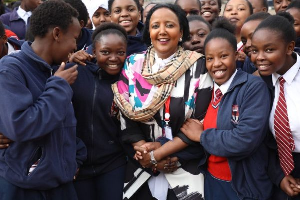 Full Speech of CS Amina Mohamed on KCSE 2018 Exams findings and Release Day