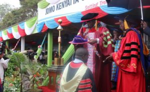 Jomo Kenyatta University Of Agriculture And Technology (JKUAT) 2018 Graduation Ceremony, list