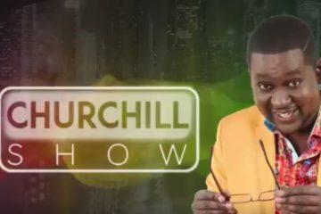 Video MC Jessy Ugly Man Joke on Churchill Show Thika edition