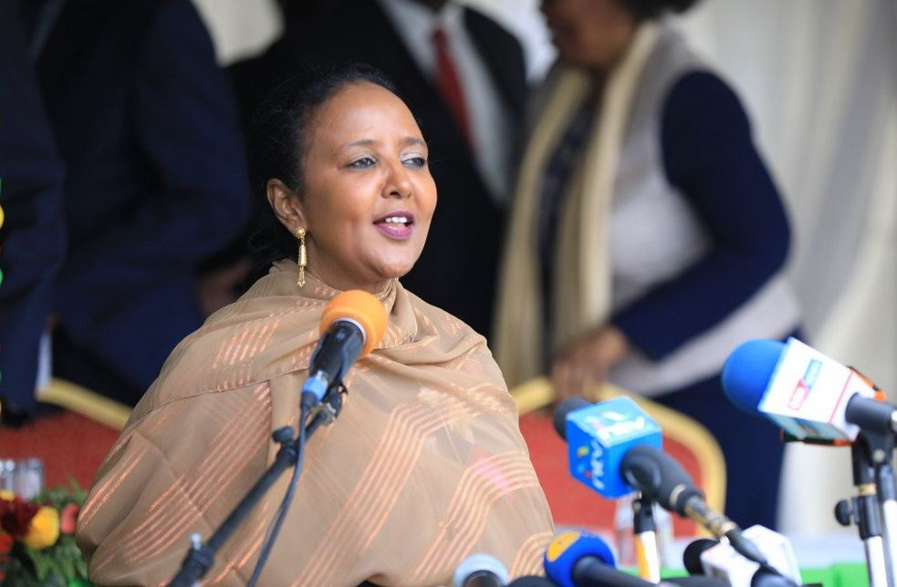 Education CS Amina Mohamed on roll out of CBC PP1, PP2, Grade 1, 2, 3 curriculum in January 2019