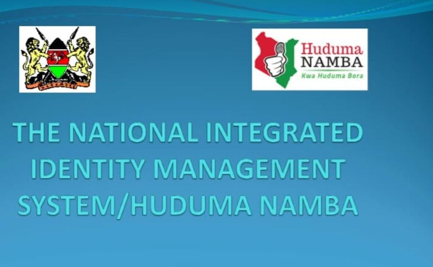Image result for huduma namba