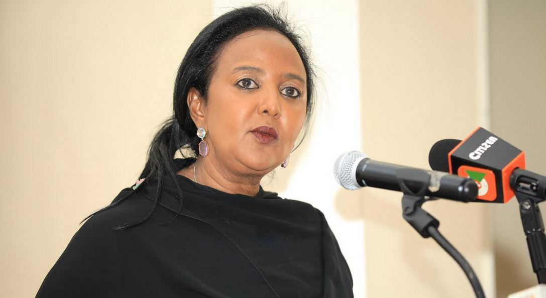 Amina Mohamed Statement directing primary schools to use CBC Curriculum for PP1, PP1, Grade 1, 2 and 3