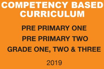 Download list of CBC Subjects and Textbooks for pp1, pp2, Grade 1, 2,3 approved by KICD, 2019