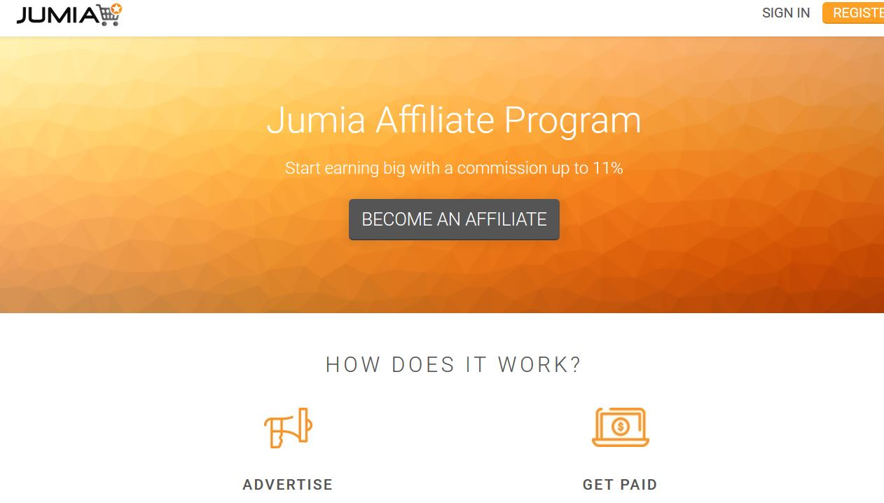 Online Affiliate programme jobs for college and university students