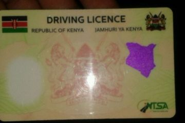 How to Get NTSA Smart Driving License in Kenya Quickly (Apply on TIMS portal)