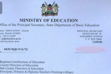 When schools in Kenya will be opening for term two 2019 in Kenya