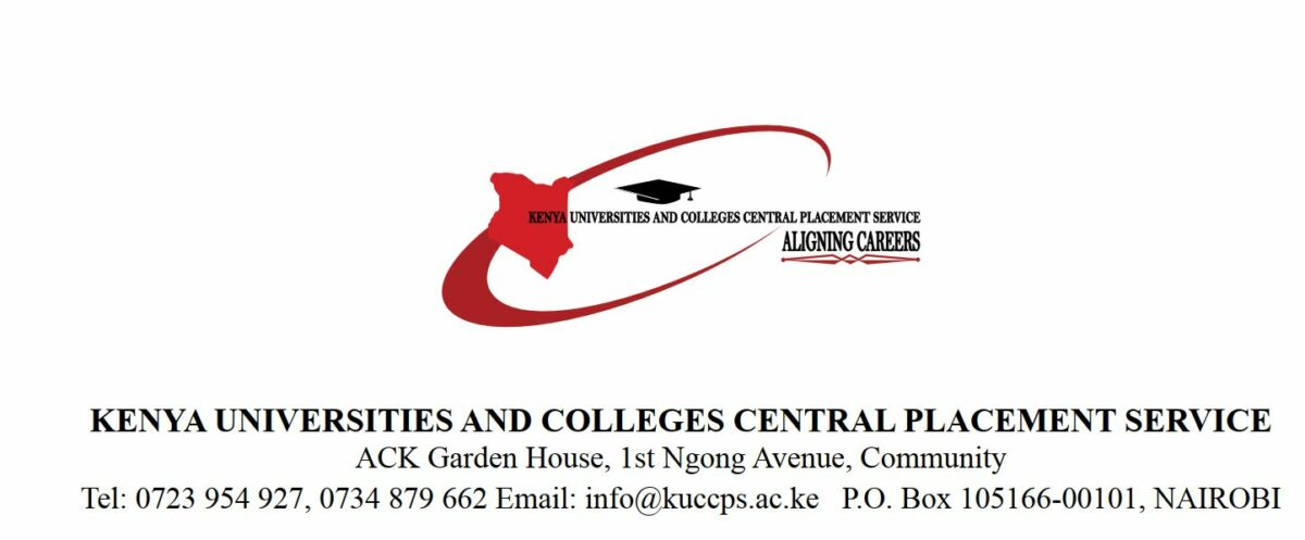 how to download KUCCPS 2019 Admission Letters for your universit