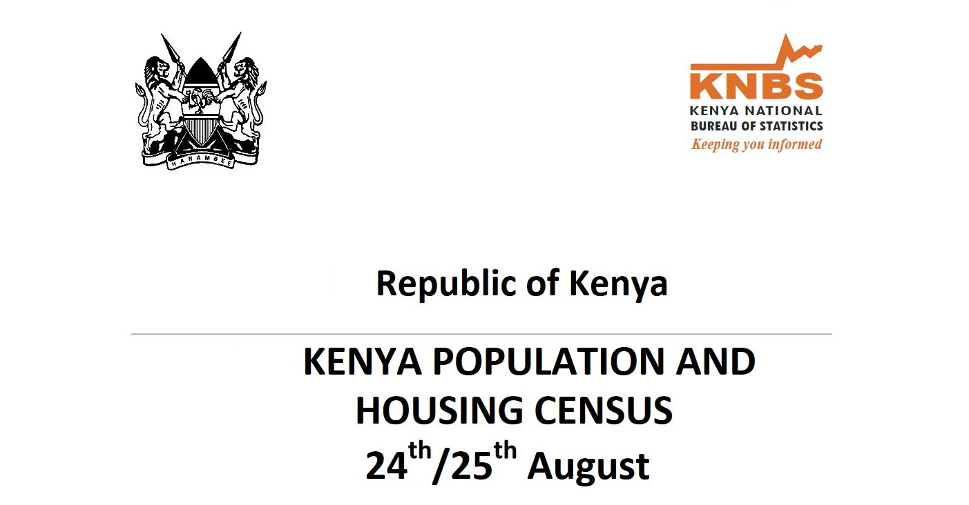 KNBS Census 2019 Shortlisted Candidates for Enumerator positions and Interviews dates