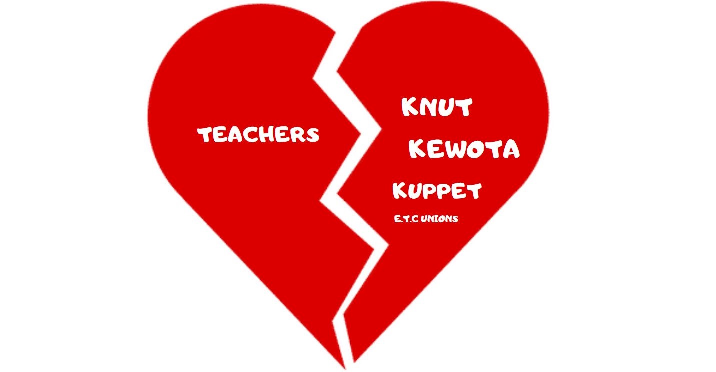 Teachers reject union deduction from knut and kuppet