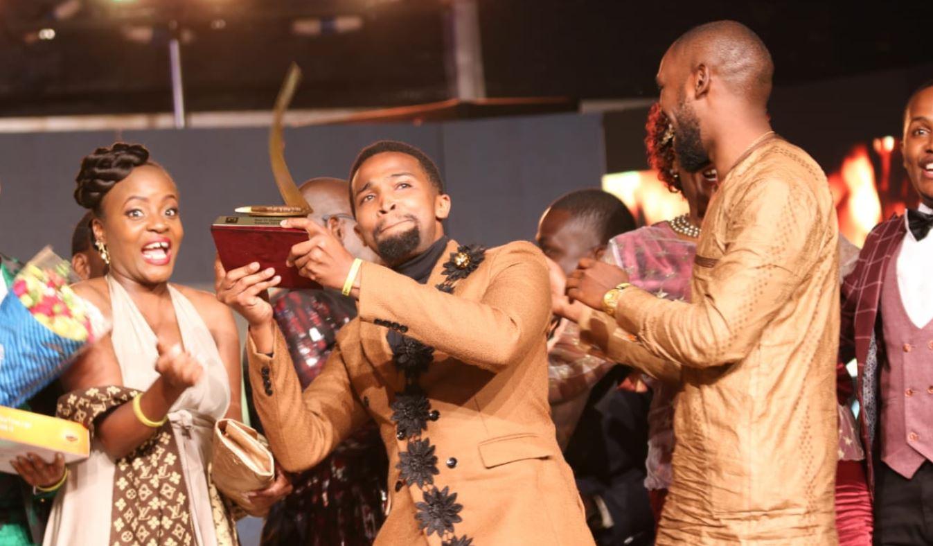 Kalasha award winner 2019 Pascal Tokodi