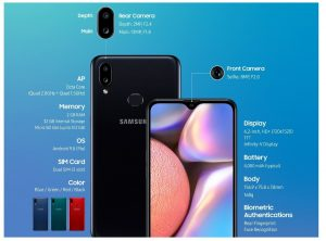 Samsung Galaxy A10S Price in Kenya and Specifications, gsmarena