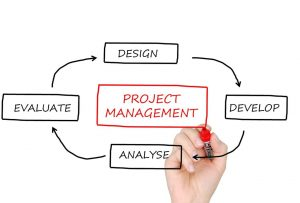 how to become a project manager in kenya and salary