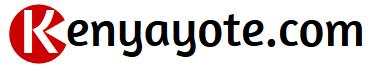 2020 Kenyayote logo