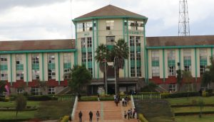 Moi University suspends studies over Coronavirus